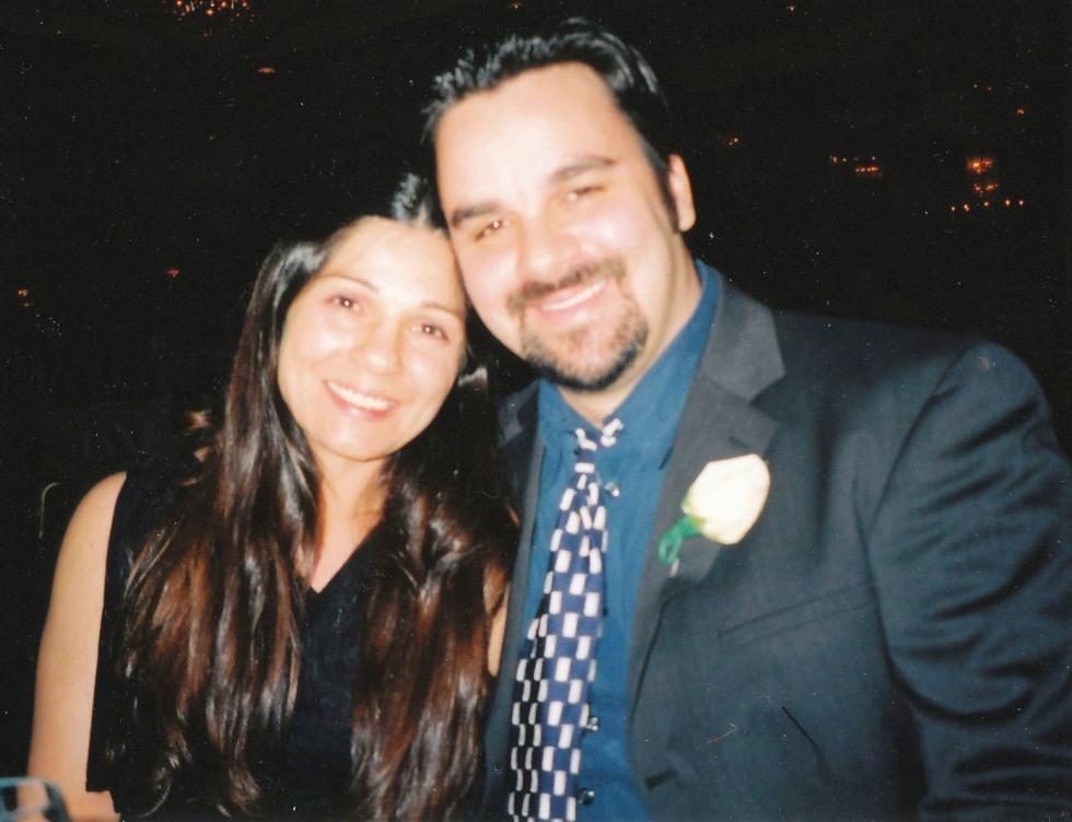 Jeff & Georgie Smitten!