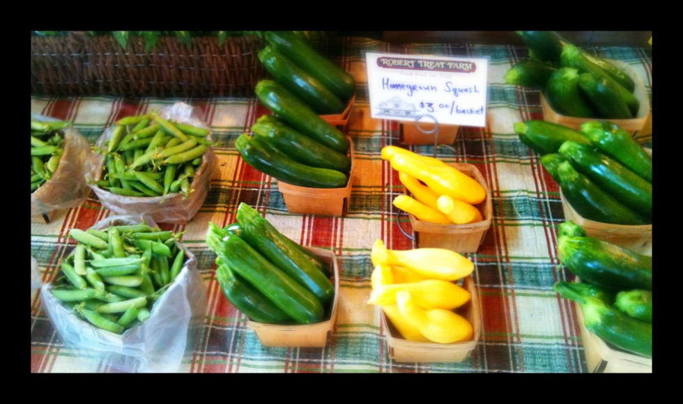 Zucchini & Squash Farmers Market
