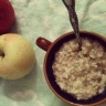 Steel Cut Oats with Vanilla Bean
