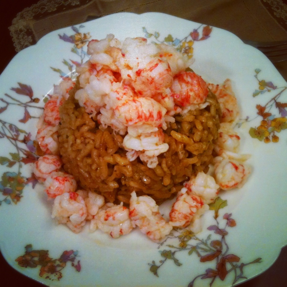 Brown Butter Risotto with Lobster
