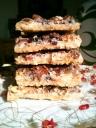 Cranberry Turtle Bars