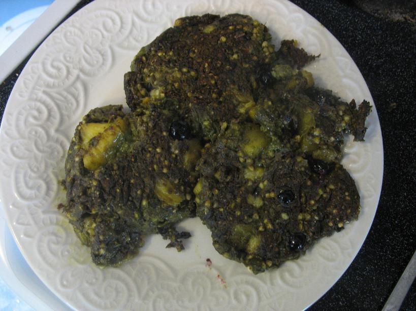 Pancake Buckwheat