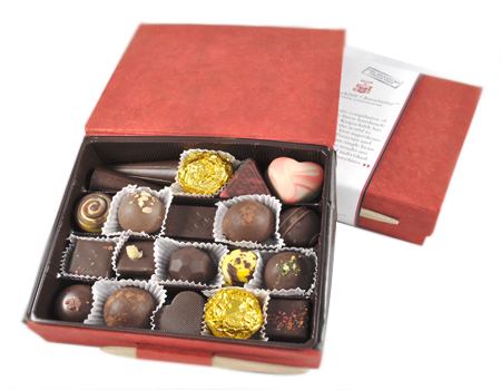 Chocopologie Signature Box