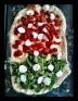 Margherita & Spinach Pizza