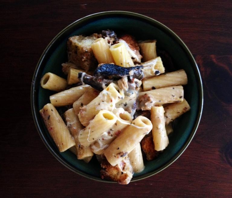 Marsala Pasta Bake Love