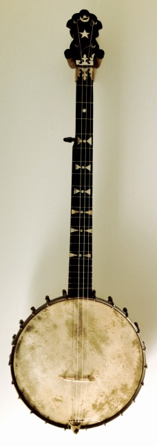 1880 Antique Banjo