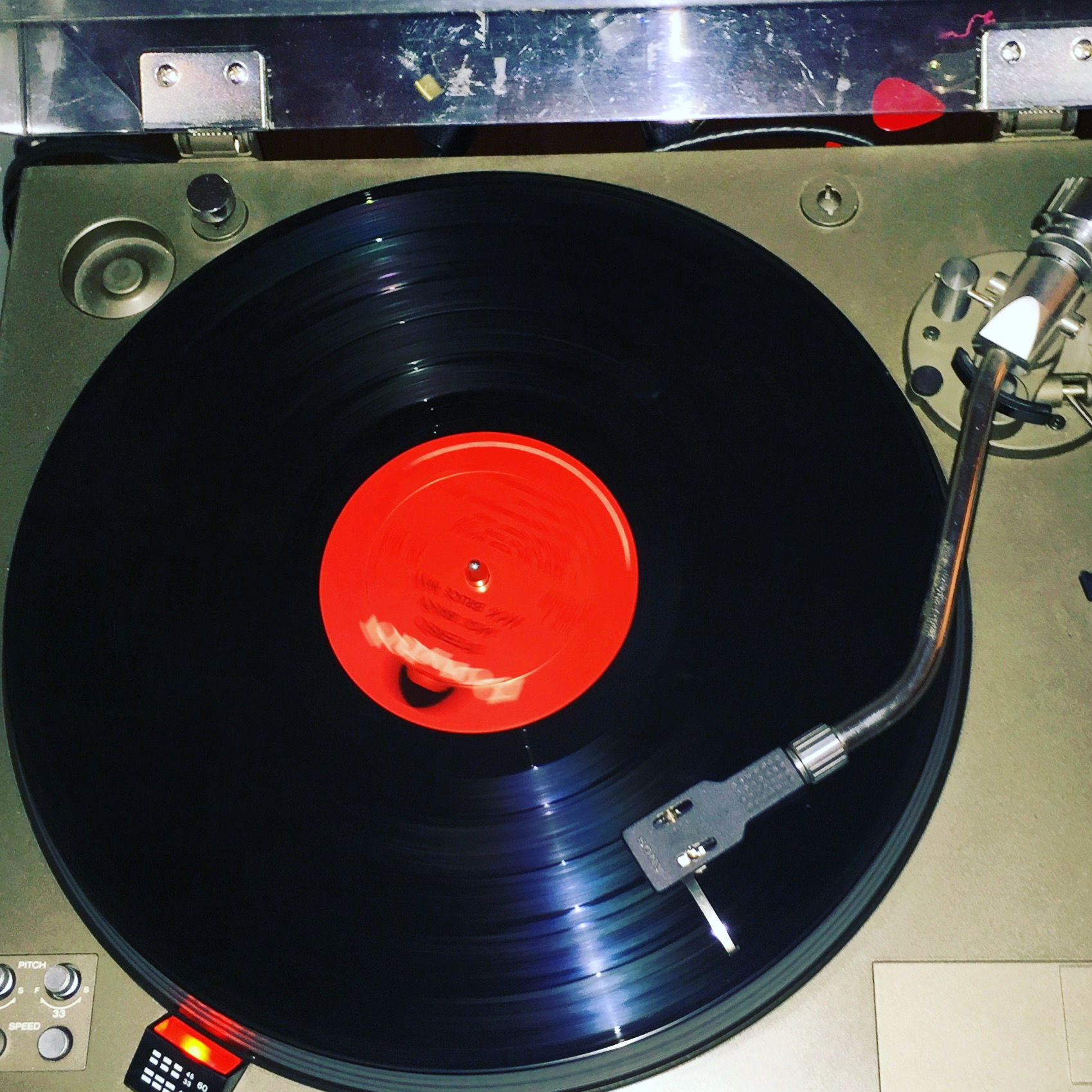 Turntable Vynil Record